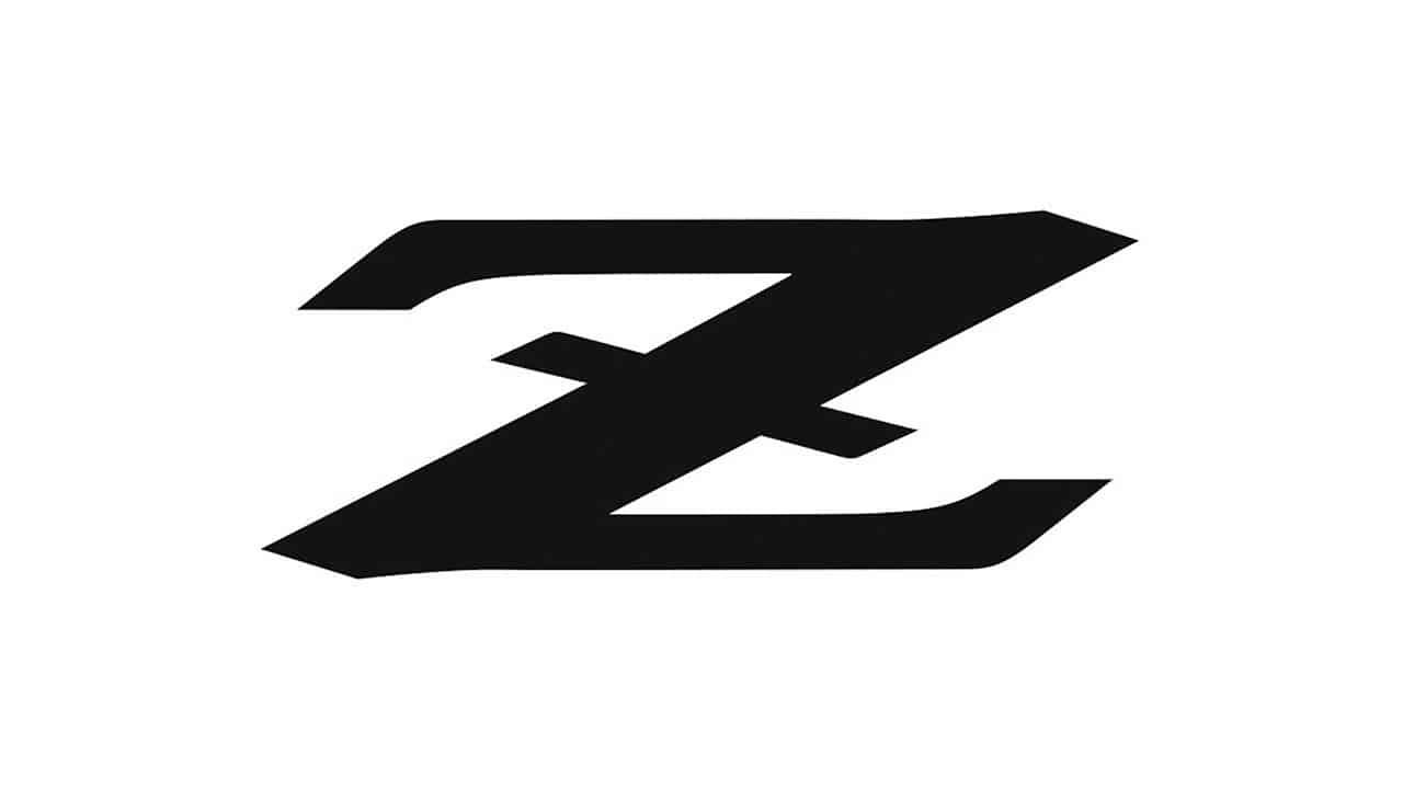 New Nissan Z Logo