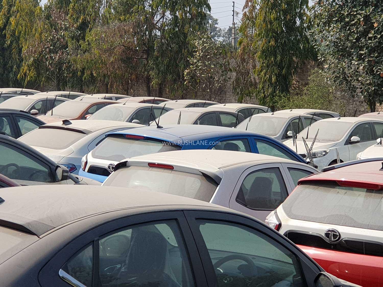 Indian car industry sales decline
