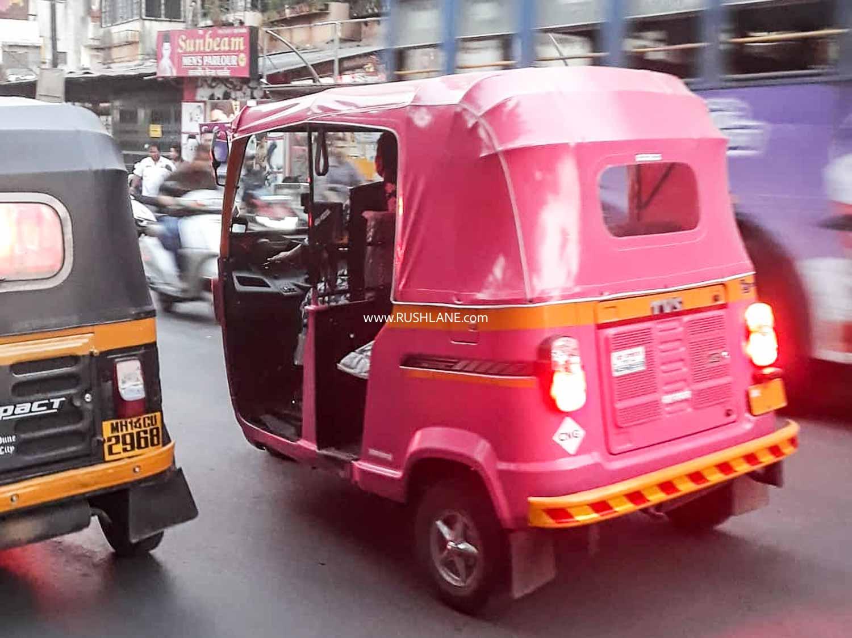 Three wheeler sales Feb 2020