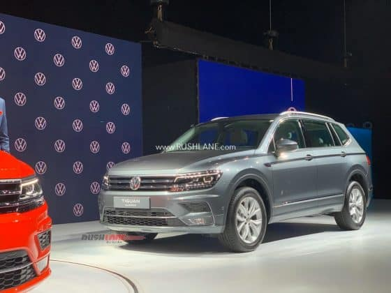 Volkswagen Tiguan All Space