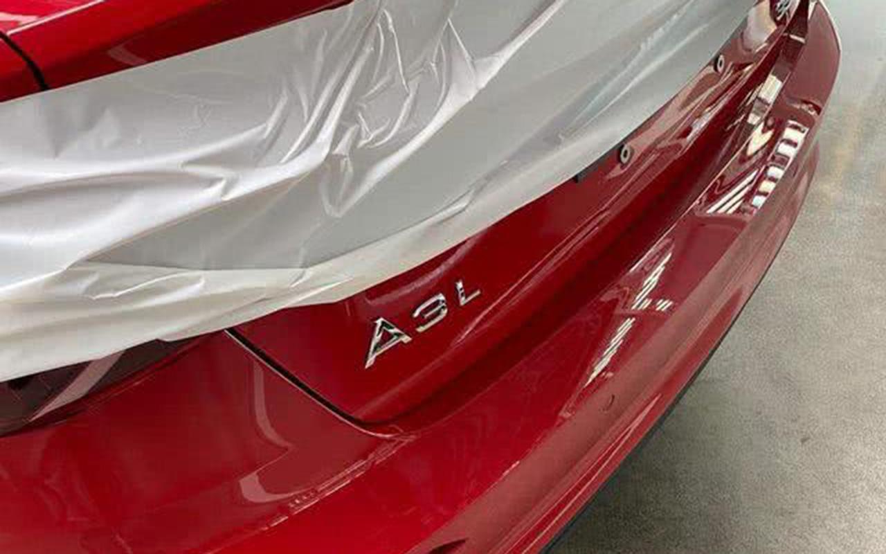 2020 Audi A3 L