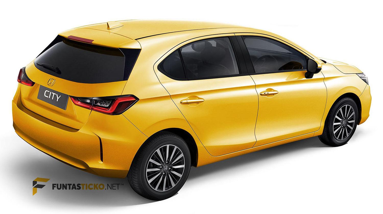 2020 Honda City hatchback