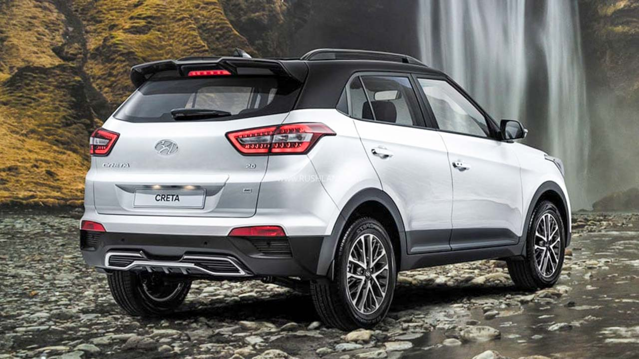 2020 Hyundai Creta Facelift