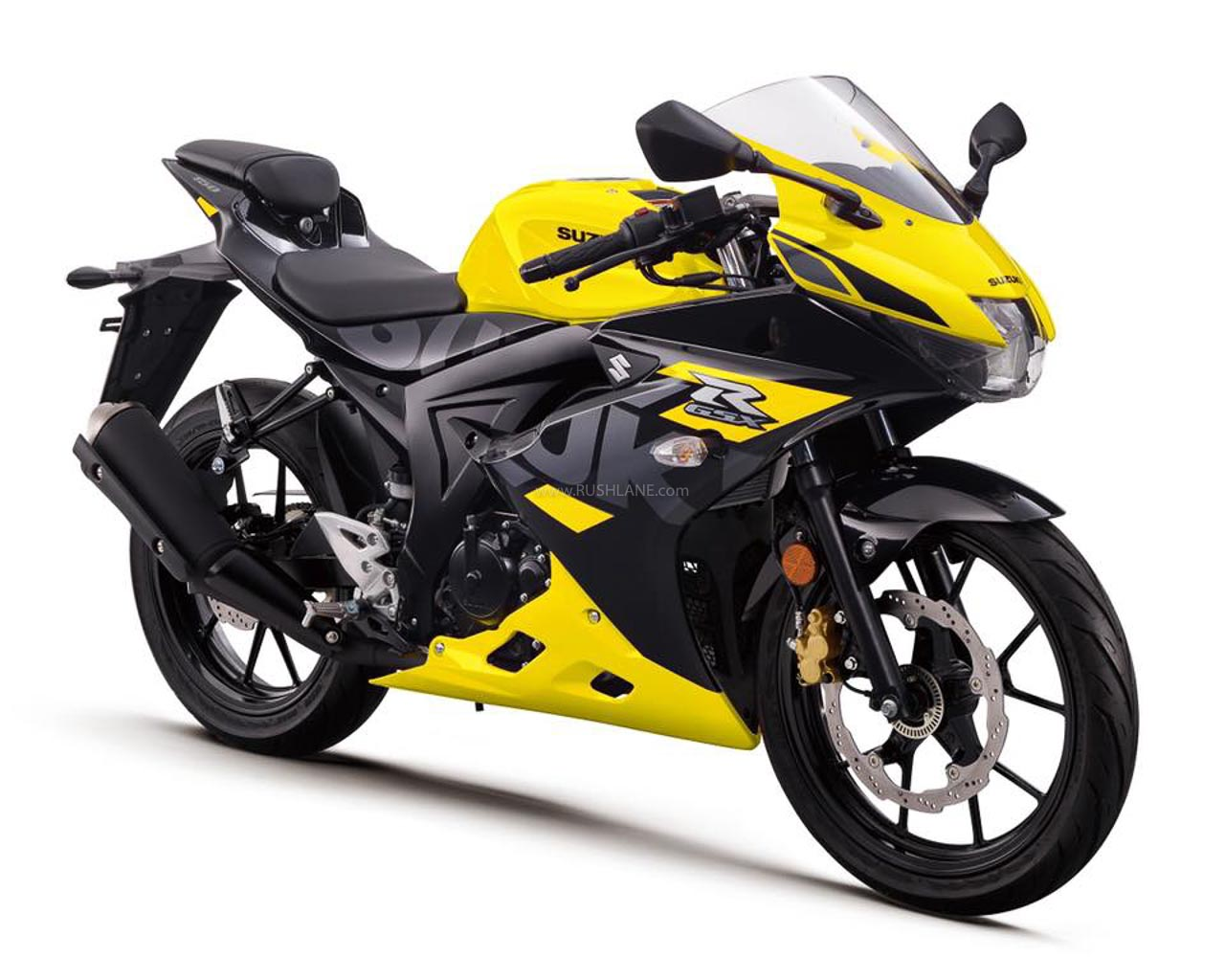 2020 Suzuki GSX-R150 unveiled in Taiwan with new colours