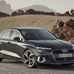 2021MY Audi A3 Sedan