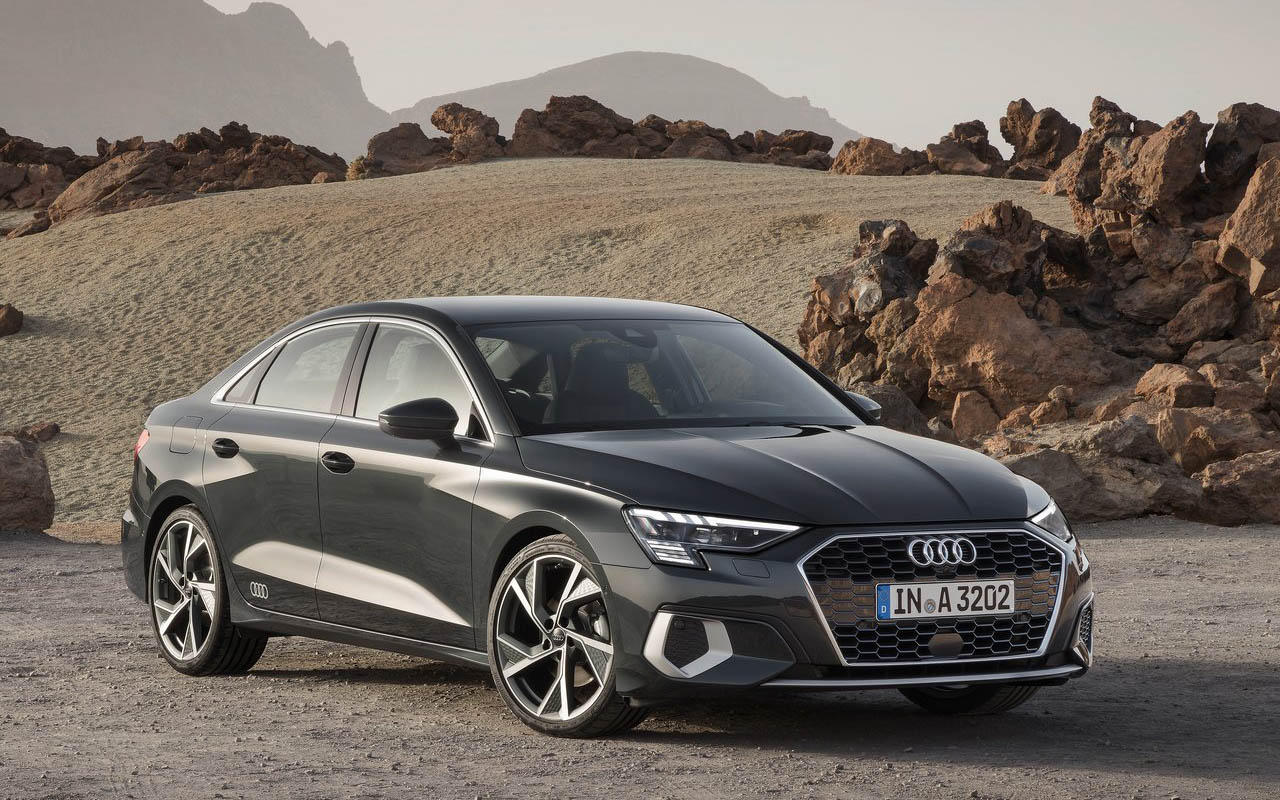 2021 Audi A3 sedan debuts - India launch expected next year