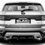 2021 Tata Sumo