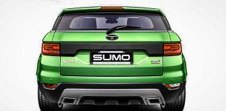 2021 Tata Sumo Render