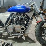 Bajaj Avenger Modified