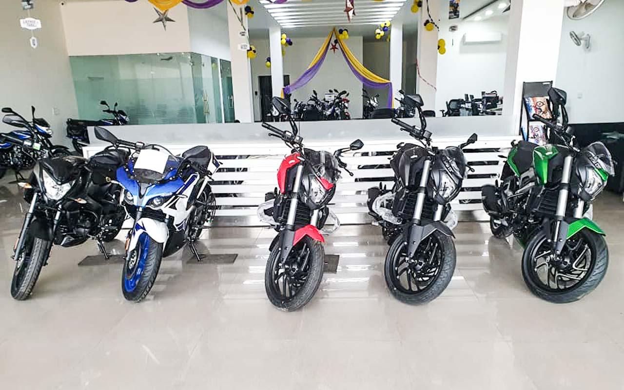 Bajaj BS6 Motorcycles