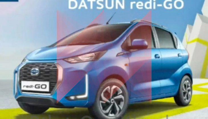 2020 Datsun redi-GO BS6