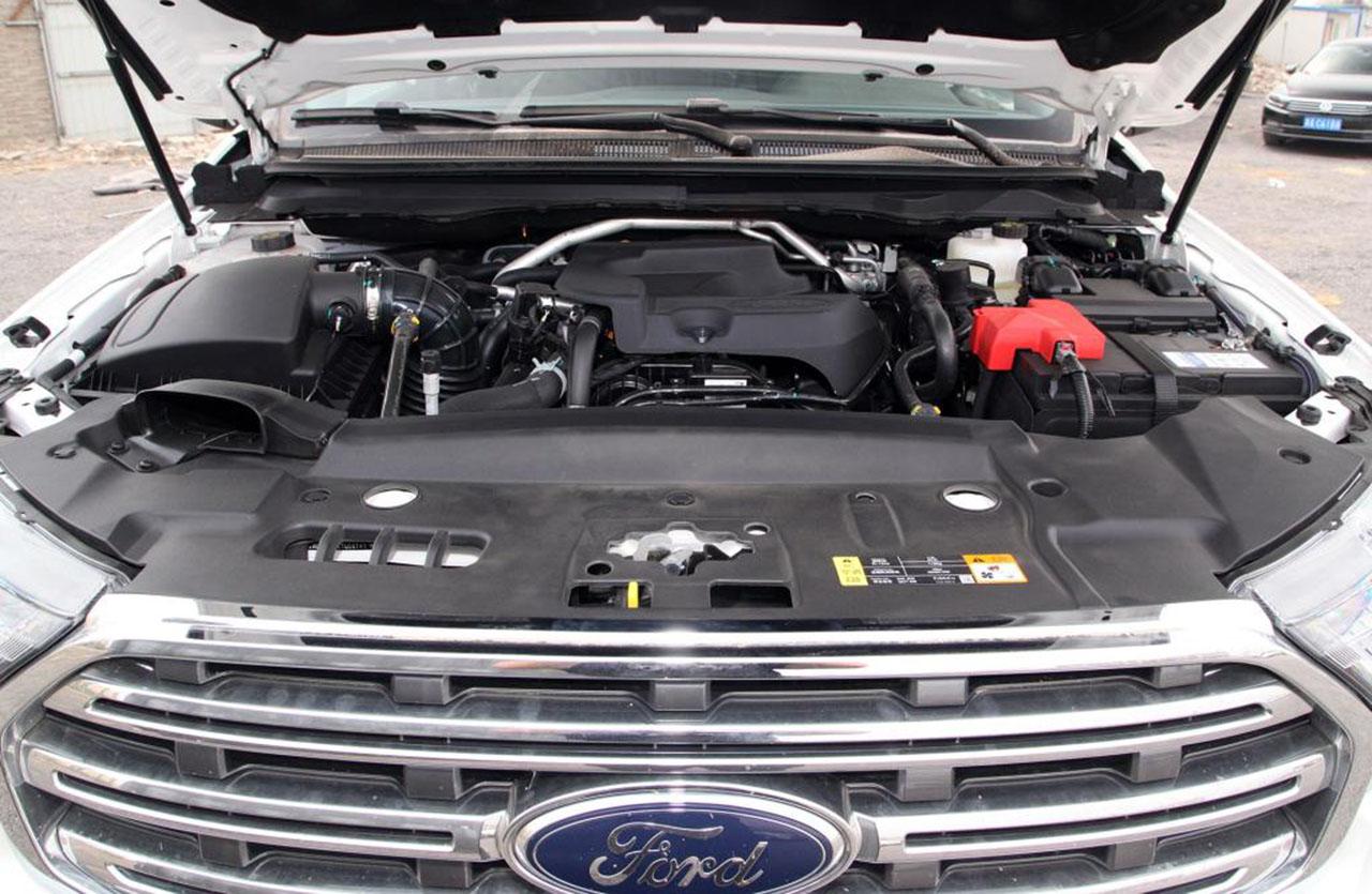 Ford Endeavour 2.3 EcoBoost petrol variant