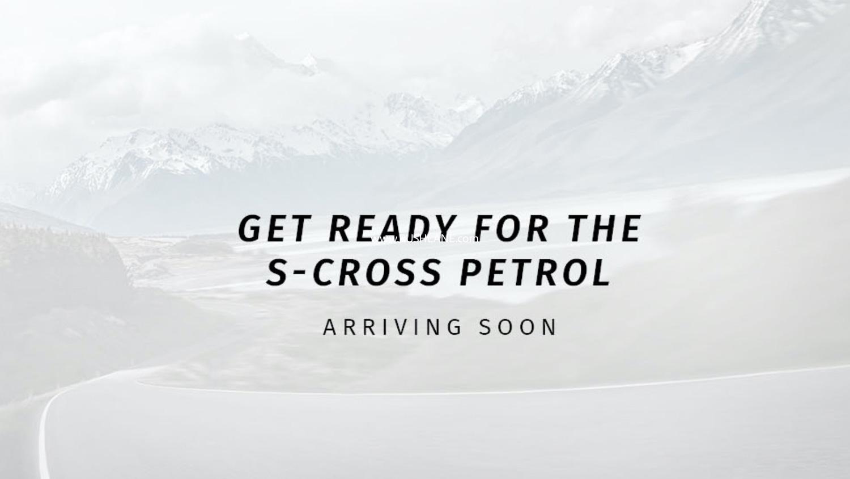 Maruti S Cross BS6 Petrol Teased