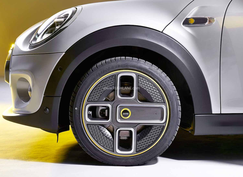 Mini Cooper Electric Corona Wheels