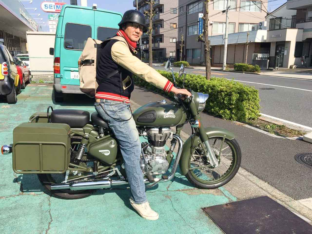 Royal Enfield Japan