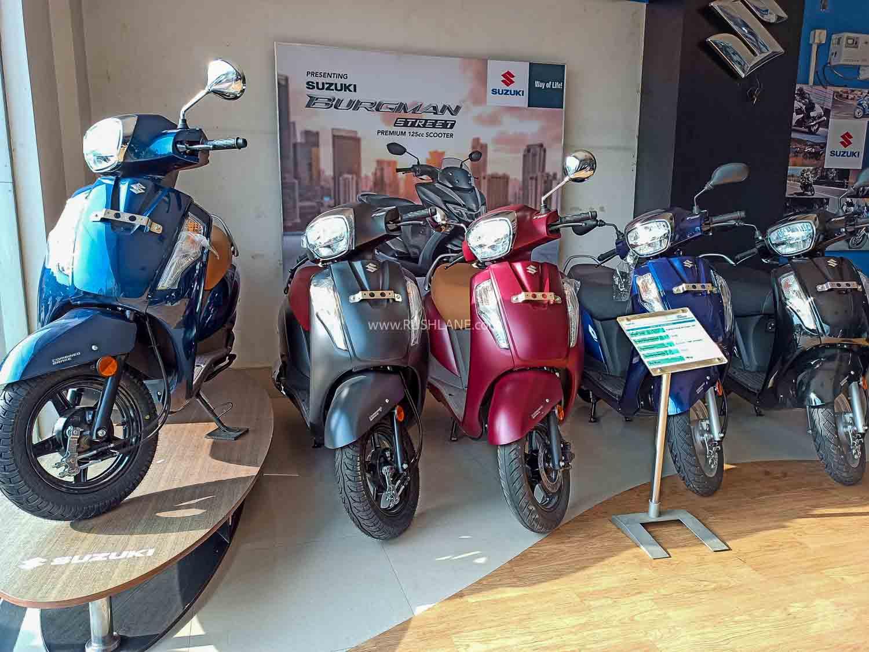 Suzuki Access BS6