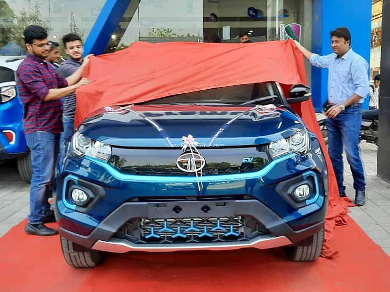 Tata Nexon Electric March 2020 Sales higher than MG ZS, Hyundai Kona