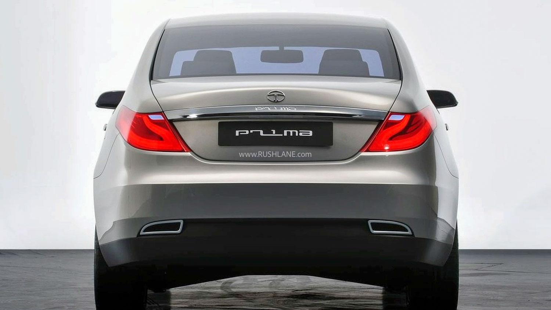 Tata Pr1ma Concept sedan