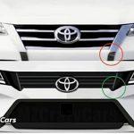 Old vs New - Toyota Fortuner