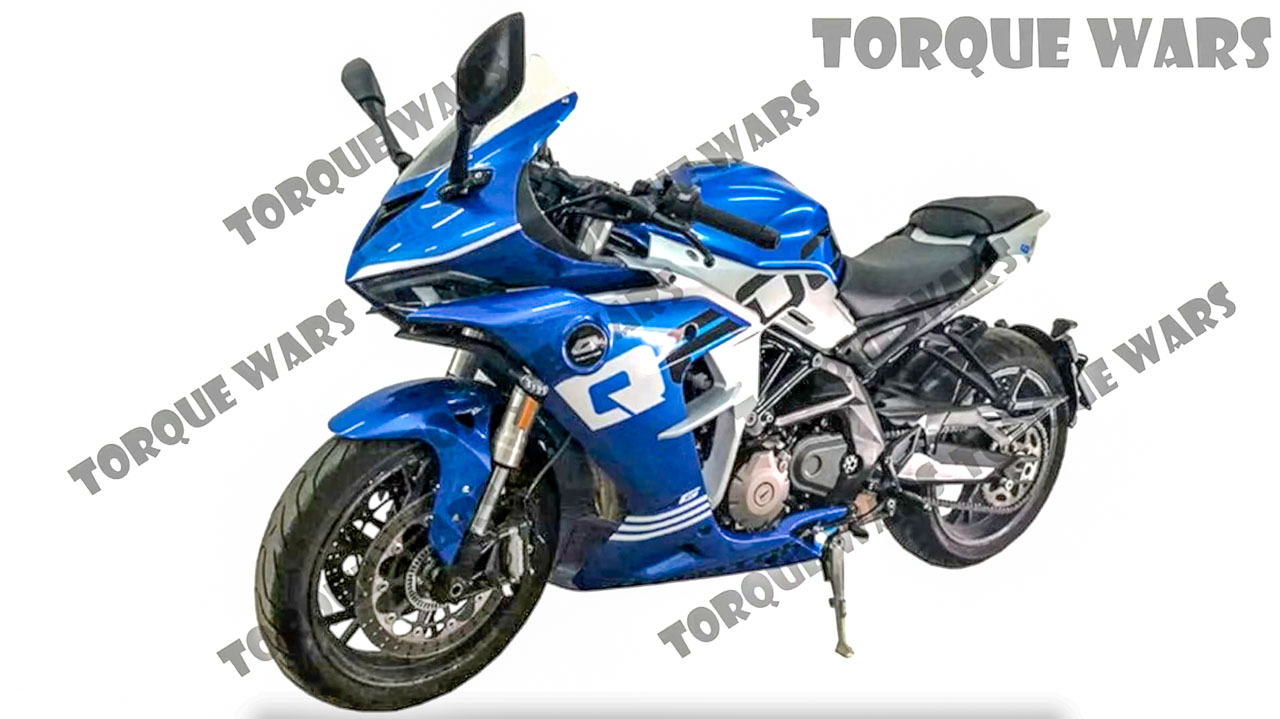 2020 Benelli 600RR fully faired