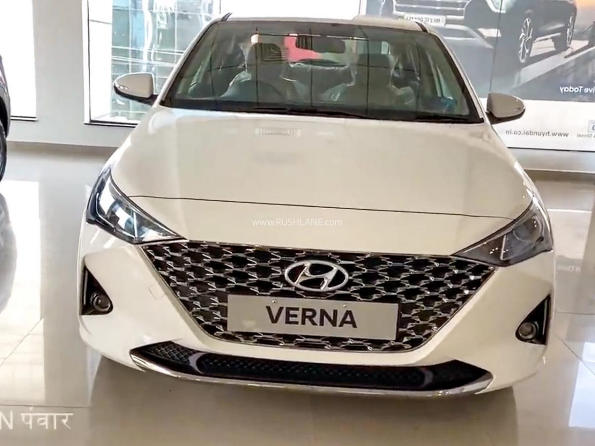 2020 Hyundai Verna Facelift BS6 Launch Price Rs 9.3 L - 11 variants, 3  engines