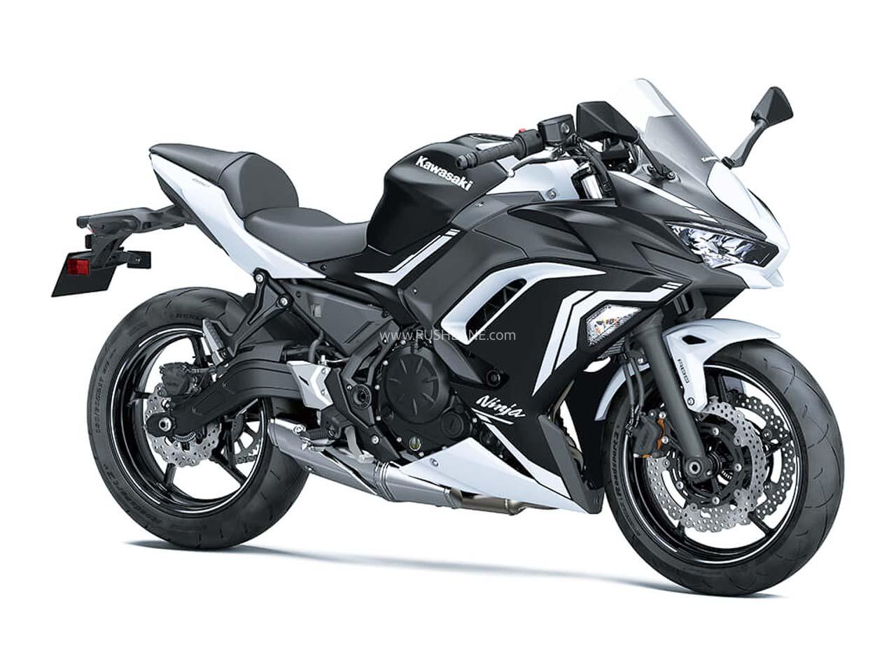 2020 Kawasaki Ninja 650 BS6