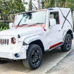 Mahindra Thar Launch Ready