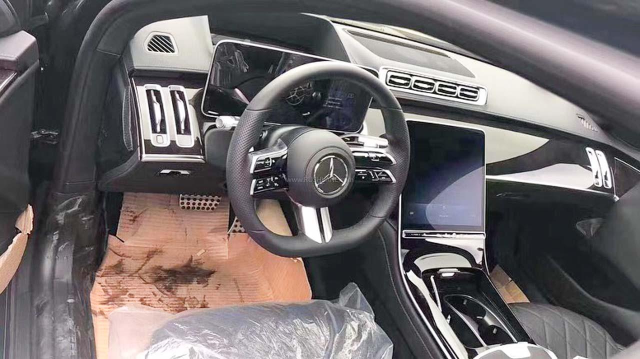 2020 Mercedes S Class