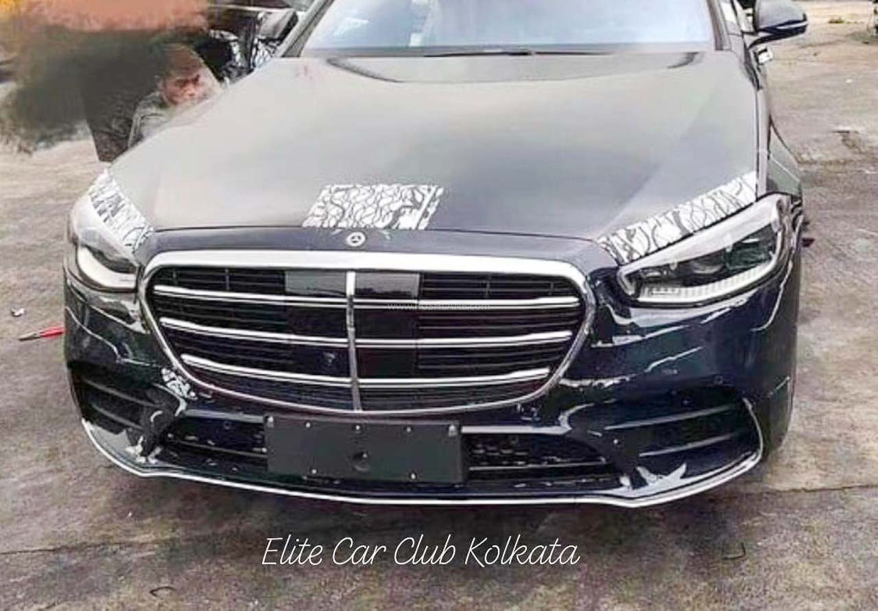 2021 Mercedes-Benz S-Class (W223) leaked in production avatar