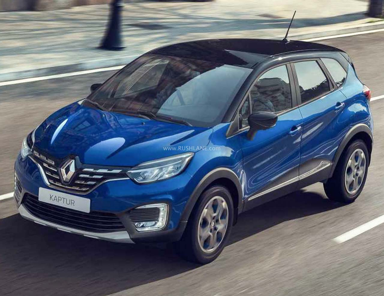 Renault Captur discontinued in India – No BS6 update