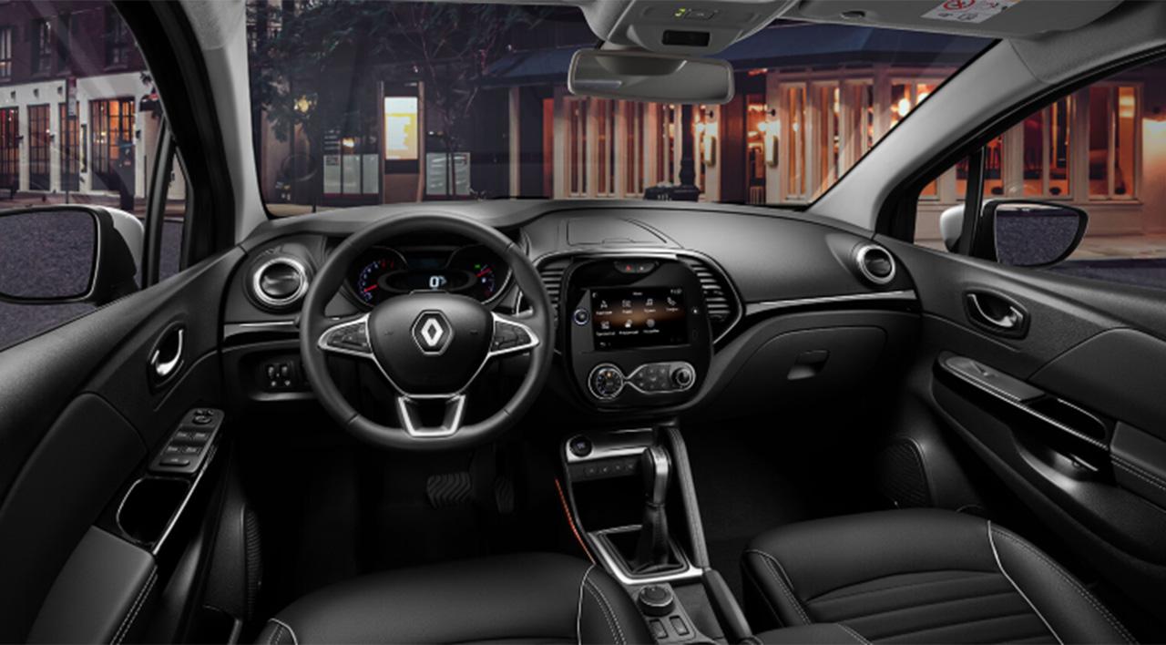 2020 Renault Captur Facelift