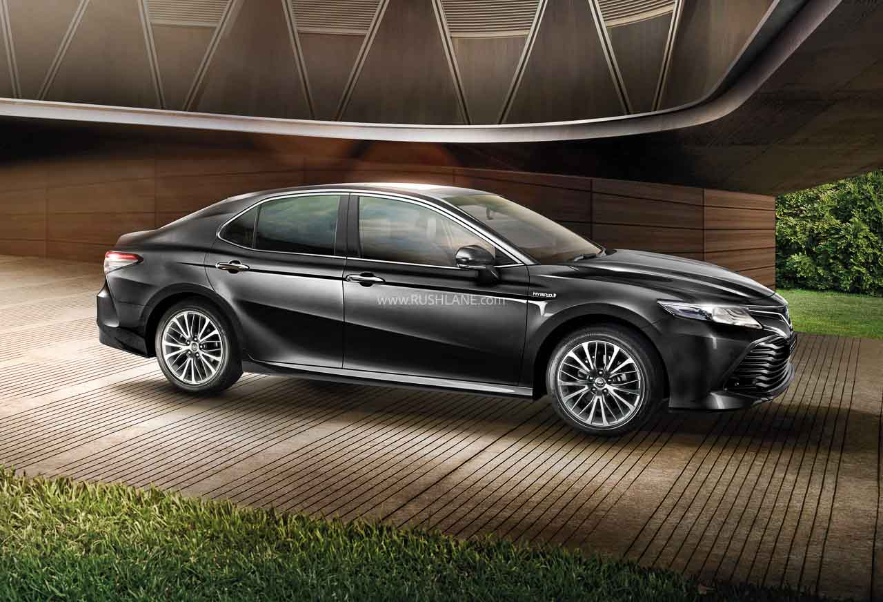 2020 Toyota Camry BS6