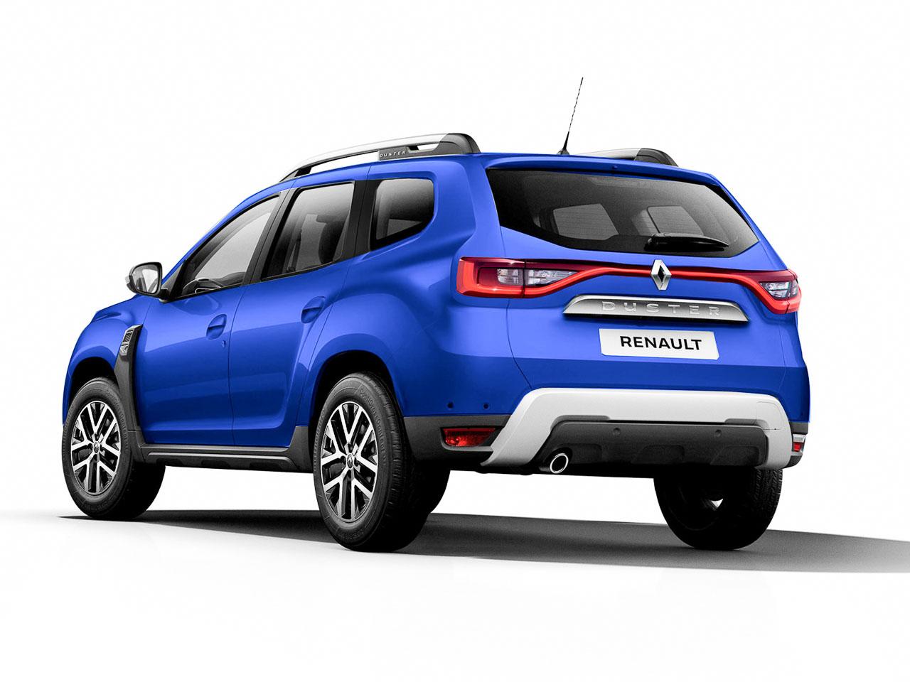 2021 Renault Duster Render