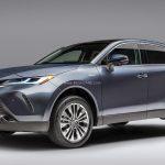 US-spec Toyota Venza