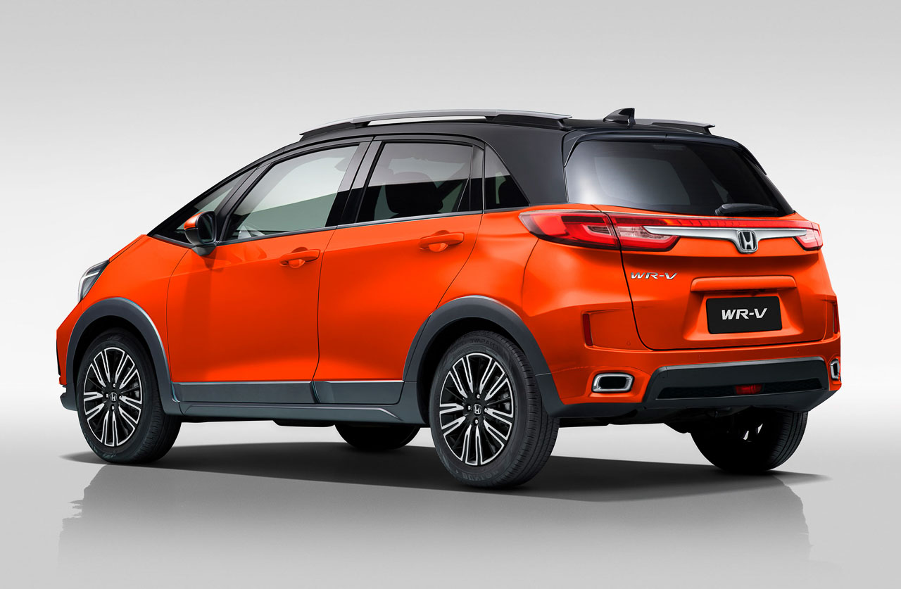 2022 Honda WRV