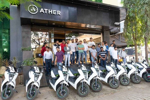 Ather 450 owners