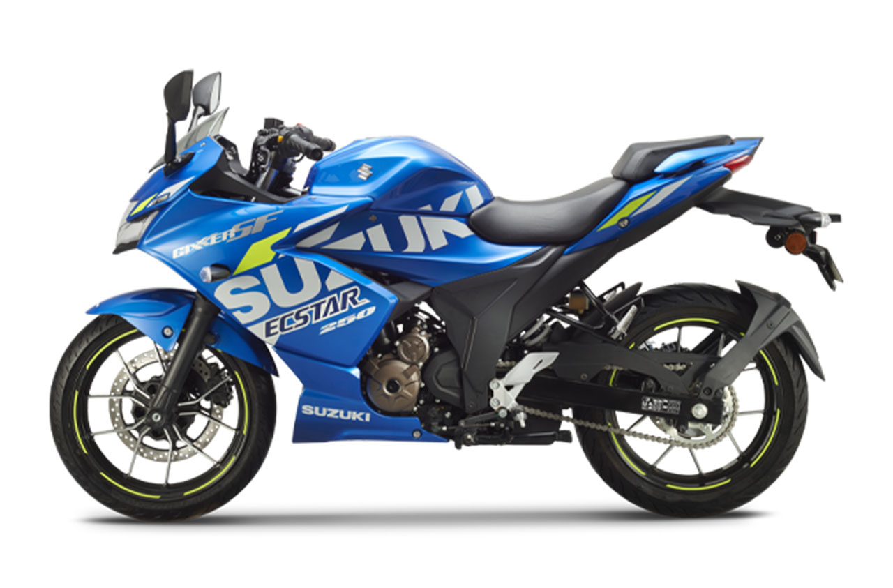 BS6 Suzuki Gixxer 250, SF 250 launch price up by Rs 3,000