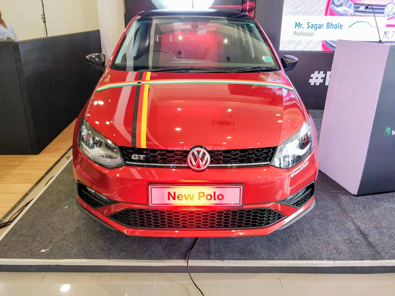 VW Polo May 2020 sales