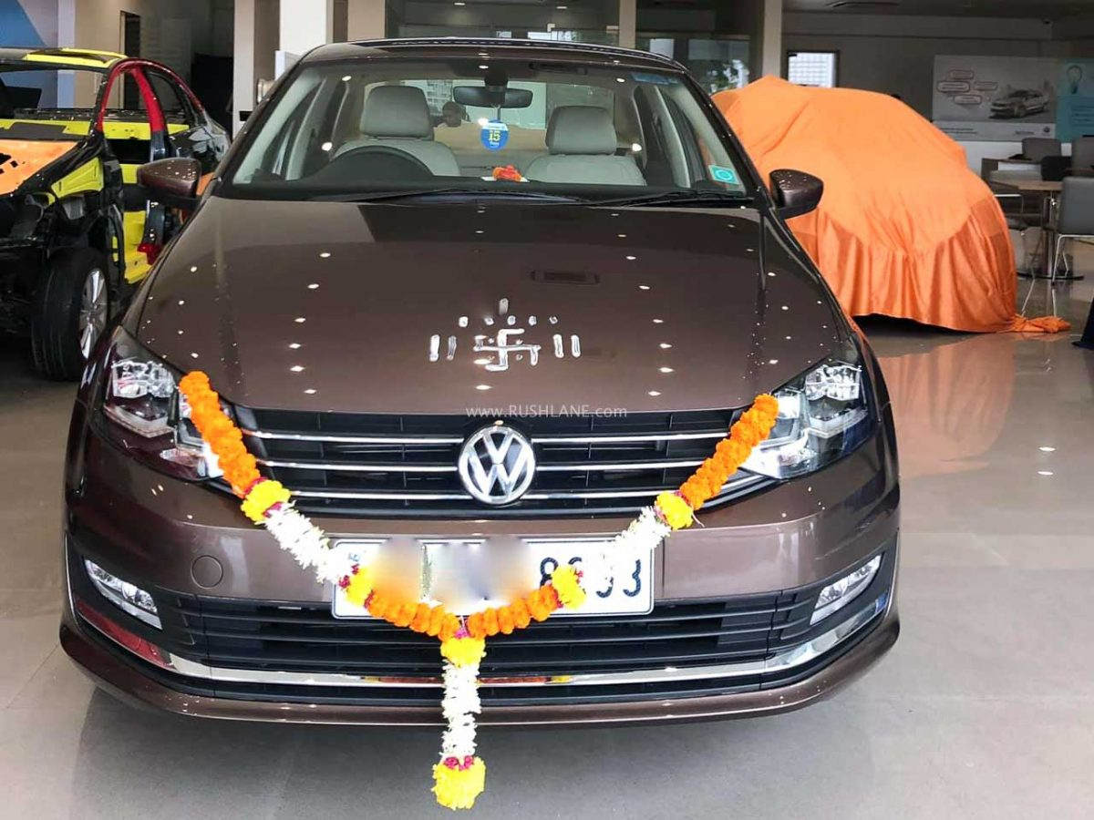 Bs6 Volkswagen Polo Vento Get New Schemes Lease Buyback Pay For Use