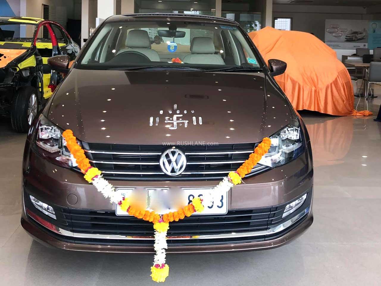 Volkswagen Vento BS6