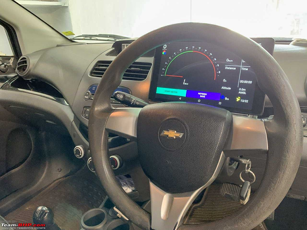Chevrolet Beat Electric