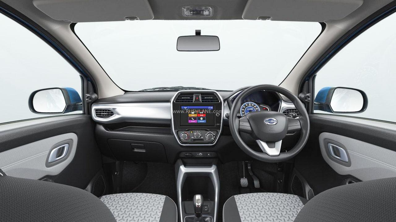Datsun RediGO Facelift
