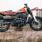 Harley Davidson Flat Track Racer