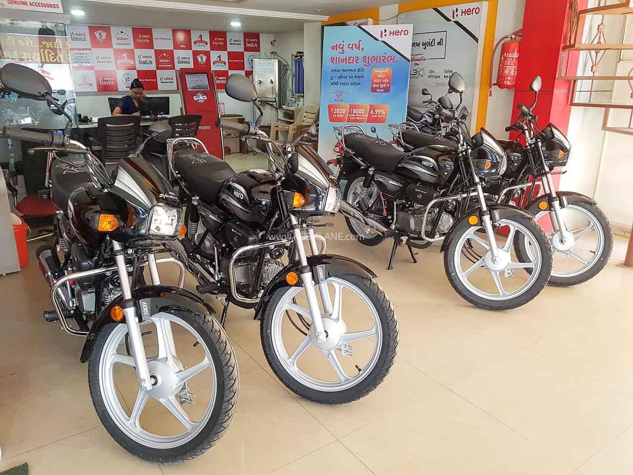Hero Motorcycles