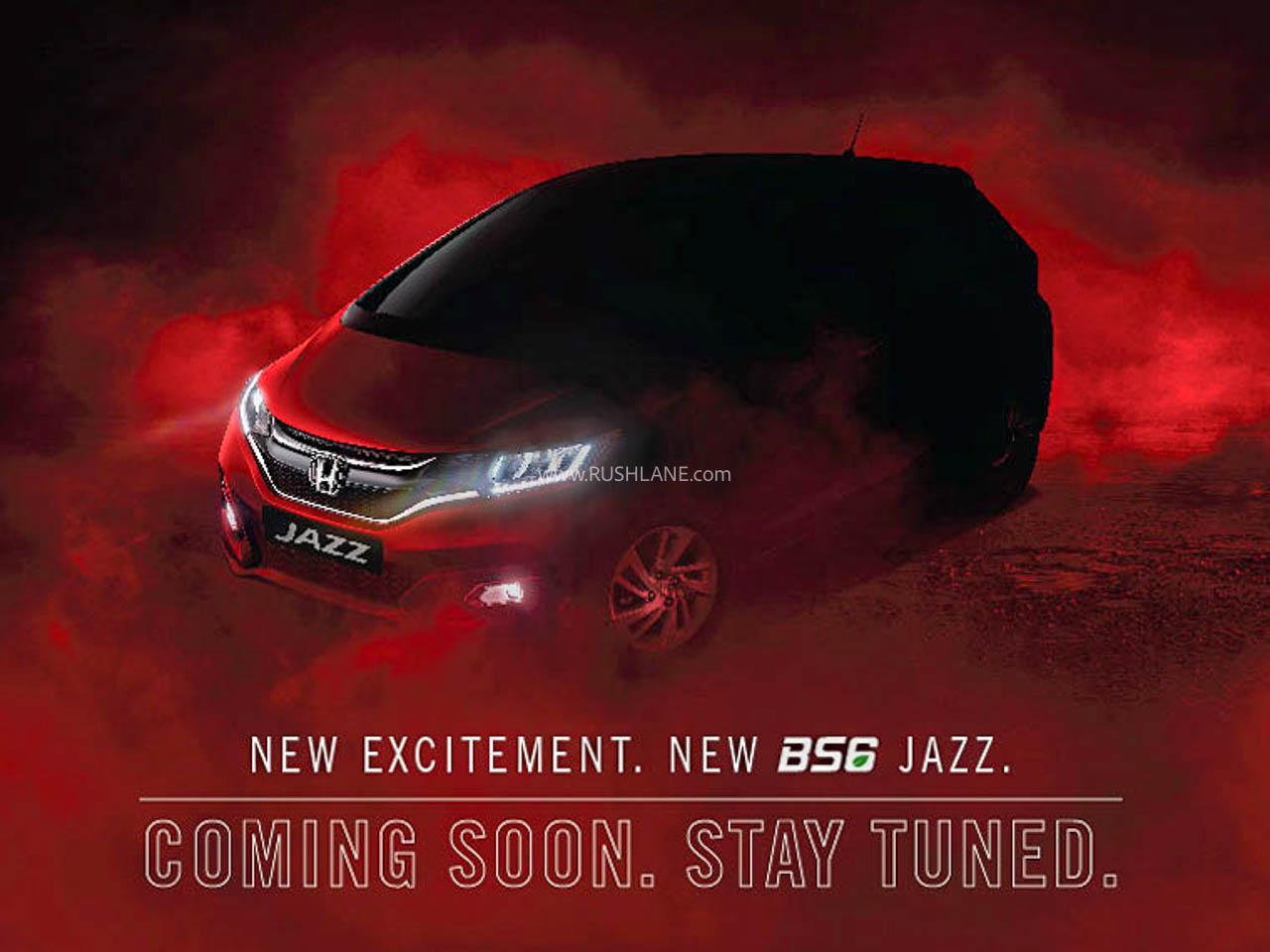 New Honda Jazz Diesel BS6