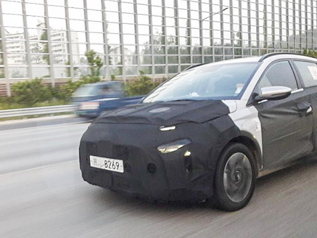 New Hyundai MPV