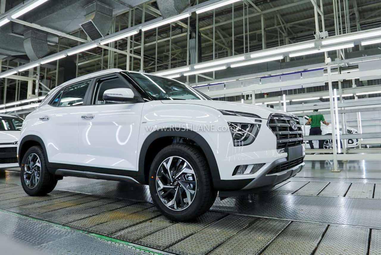 2020 Hyundai Creta production