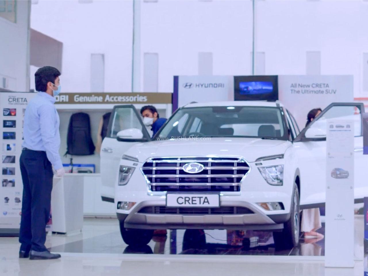 Hyundai Creta buying