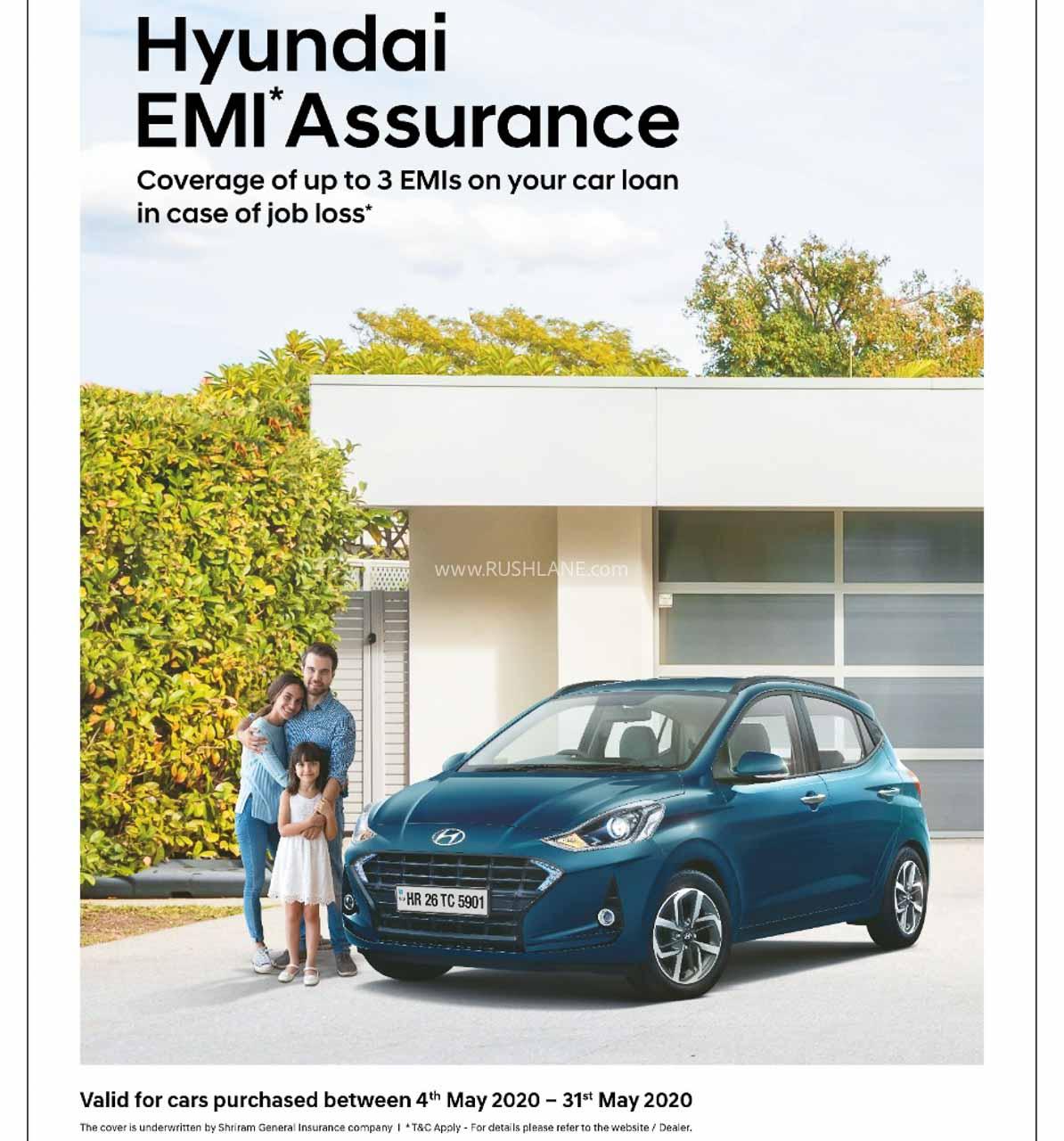 Hyundai EMI Assurance
