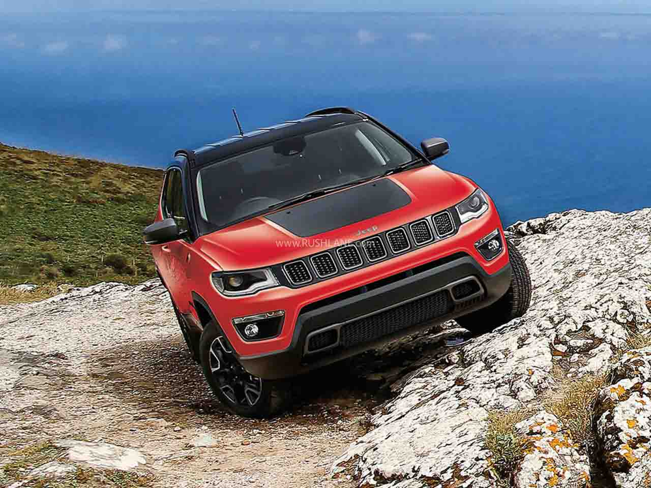 Jeep Compass production restarts